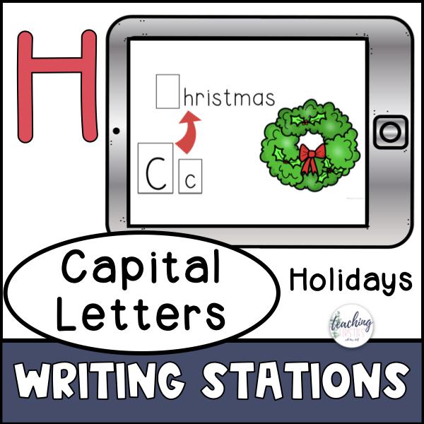 capitalization of holidays