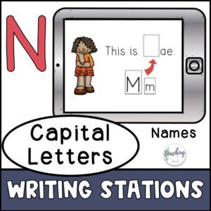 capitalization of names