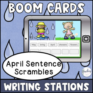 april-sentence-scramble