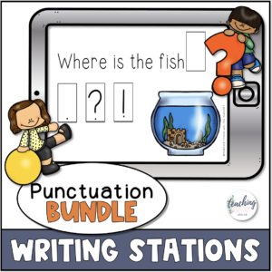 activities for teaching punctuation