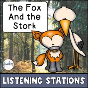 the story of the fox and the stork