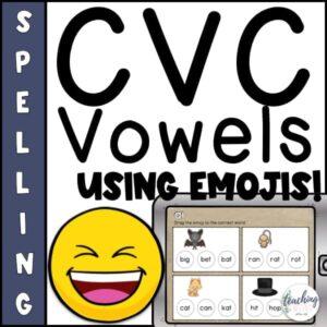 activities for cvc words