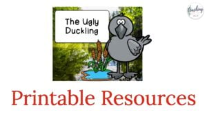 story of the ugly duckling