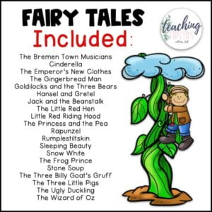 fairy tale stories