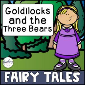 activities for goldilocks and the three bears