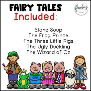 fairy tales classics