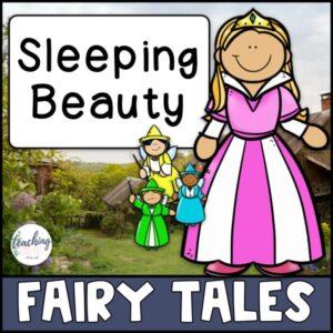 sleeping beauty characters