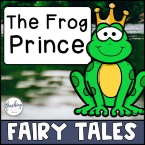 the story of the frog prince