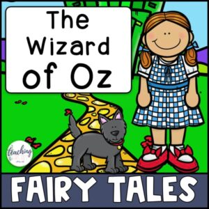 the wizard of oz story